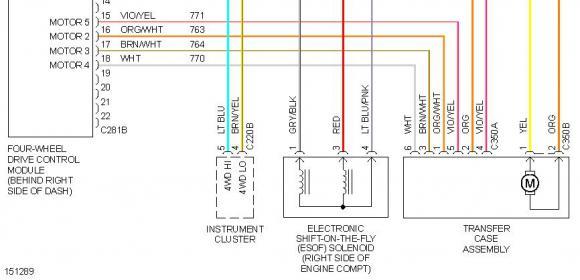 Transfer Case Wiring | Ford Power Stroke NationFord Power Stroke Nation
