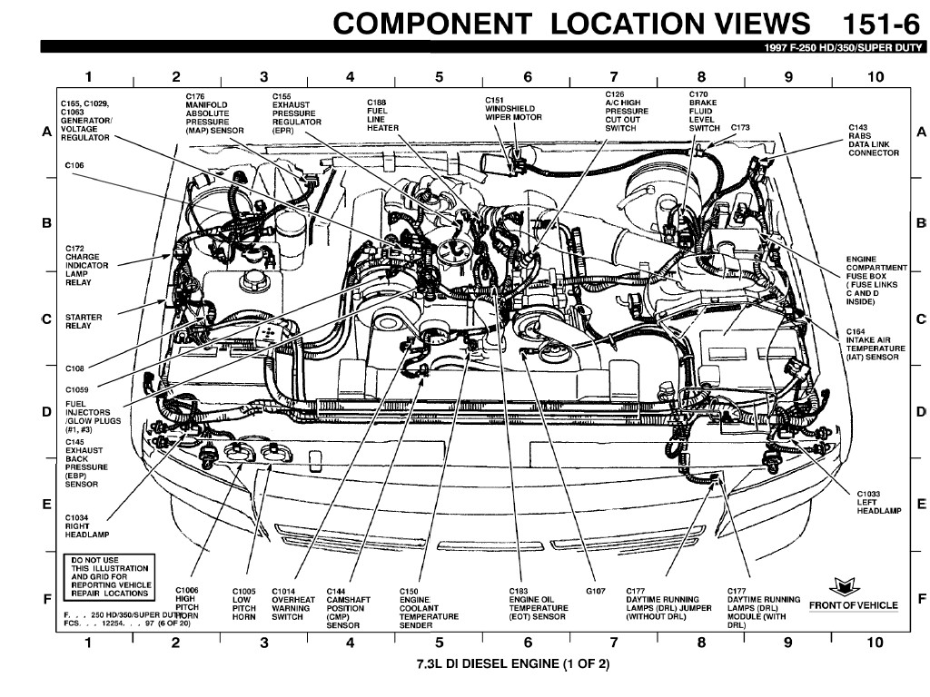 7 3l Engine Diagram 2007 Eclipse Fuse Box For Wiring Diagram Schematics