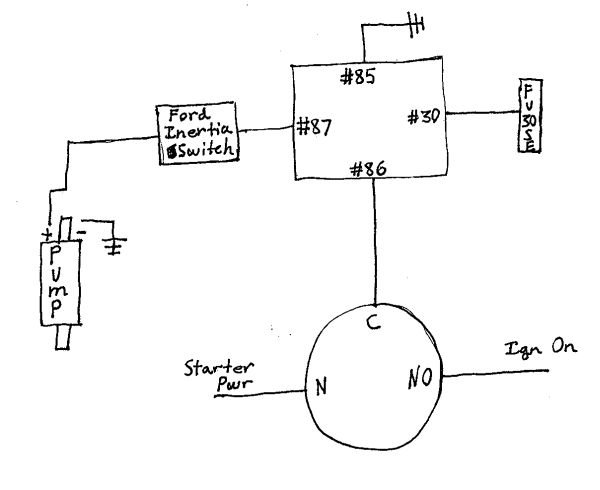 [DIAGRAM_1JK]  wiring a super duty fuel pump on an obs... any tips? | Ford Power Stroke  Nation | 96 Ford Diesel Starter Wiring |  | Ford Power Stroke Nation