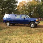 20161108_Purchase_Day_1996_F350_7.3_PowerStroke_85,5000Miles.jpg