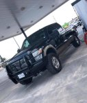 Cowboy Up's 2013 Ford F-250