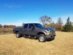 Greg A.'s 2008 Ford F-250 Super Duty