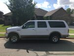 2000 Ford Excursion 4WD Power Stroke 7.3L Diesel