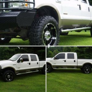 truck after wheels
