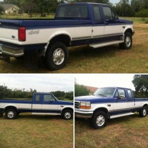 97 stock Powerstroke