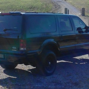 2002 Ford Excursion 7.3 PS