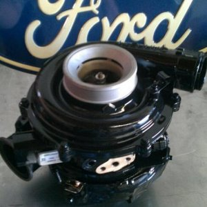 A ford turbo