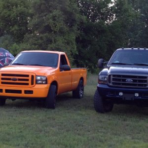 Mine and my buddies