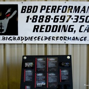 Thanks to Big Bad Diesel Performance for their raffle prize!