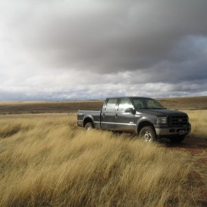 f250 at los fresnos ranch in sonora, mexico