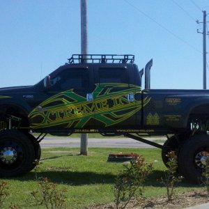 2004 Xtreme Monster (ALL CUSTOM)
