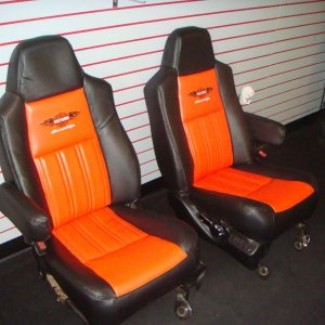 Custom Harley Seats
